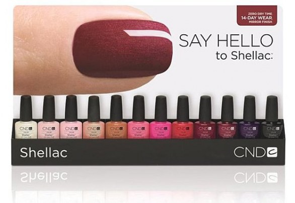 Smalto semipermanente Shellac